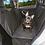 Thumbnail: Protecteur de banquette arrière d'auto - Gris