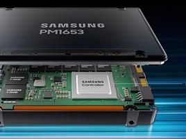 Samsung lança SSD empresarial de alto desempenho