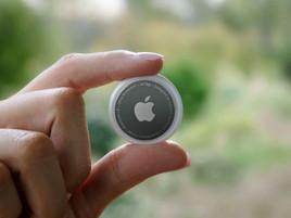 Conheça o AirTag, equipamento localizador da Apple.