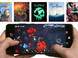 Mais de 50 jogos de Xbox ganham suporte para controle de toque