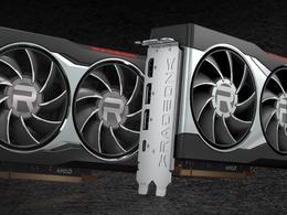 Placas de vídeo AMD Radeon RX Série 6000