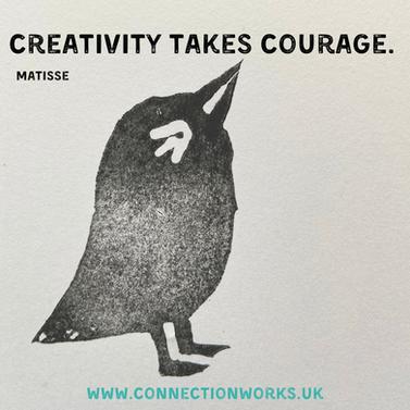 Courage Bird