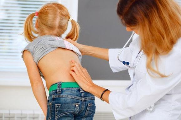 Pathologie rachidienne de l'enfant : Scoliose, ostéochondroses et douleurs rachidiennes