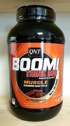 QNT BOOM! Mass Gainer 3kg
