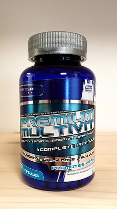 First Class Nutrition Premium Multivit 60 caps