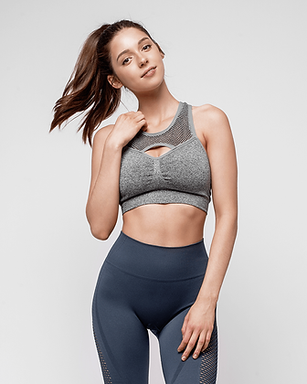 Le papillon seamless sports BH