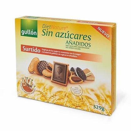 Gullon Suikervrije koekjesmix
