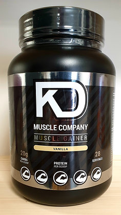 kd muscle gainer