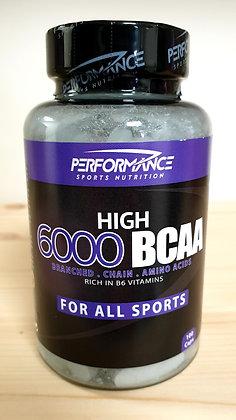 Performance BCAA 6000 100 Tabs