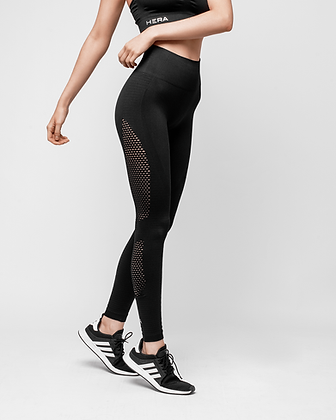Le Papillon Seamless legging Black