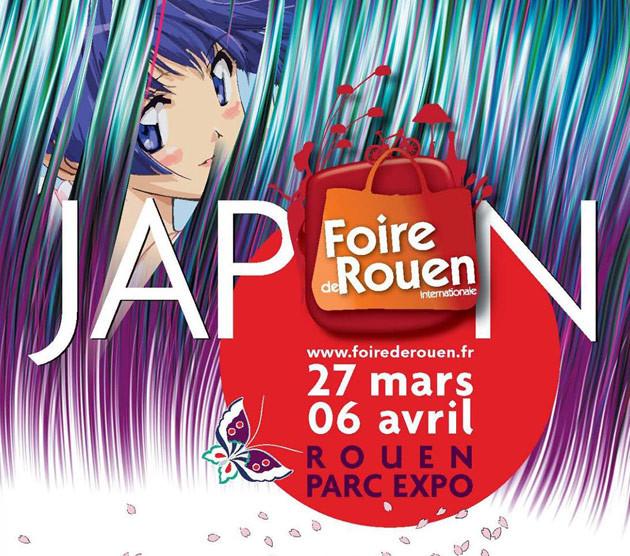 Foire Internationale de Rouen 2015