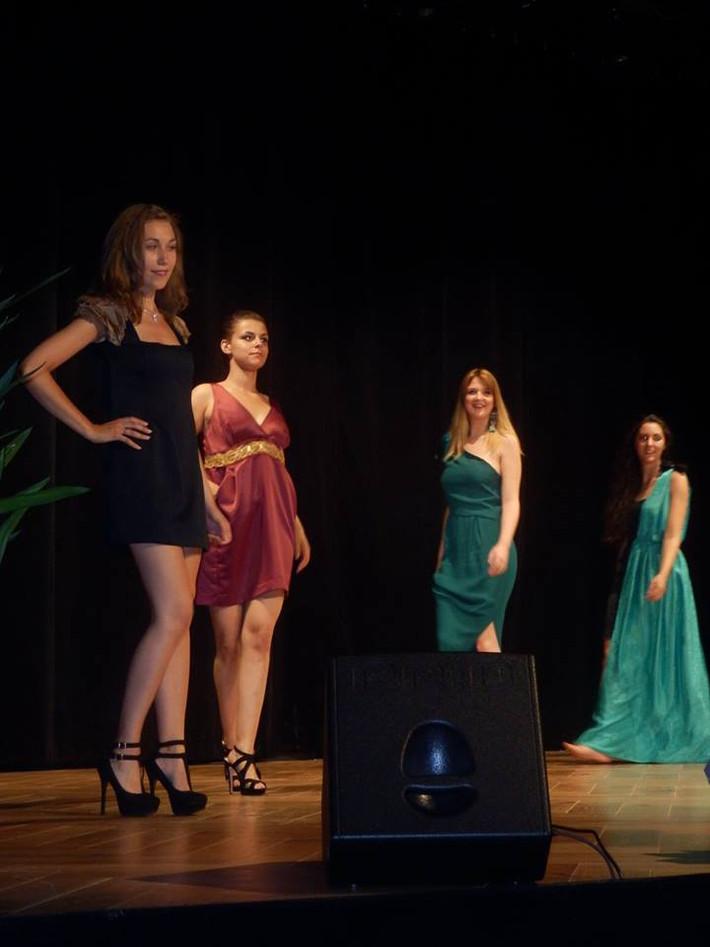 Défilé Miss Pays de Caux 2015