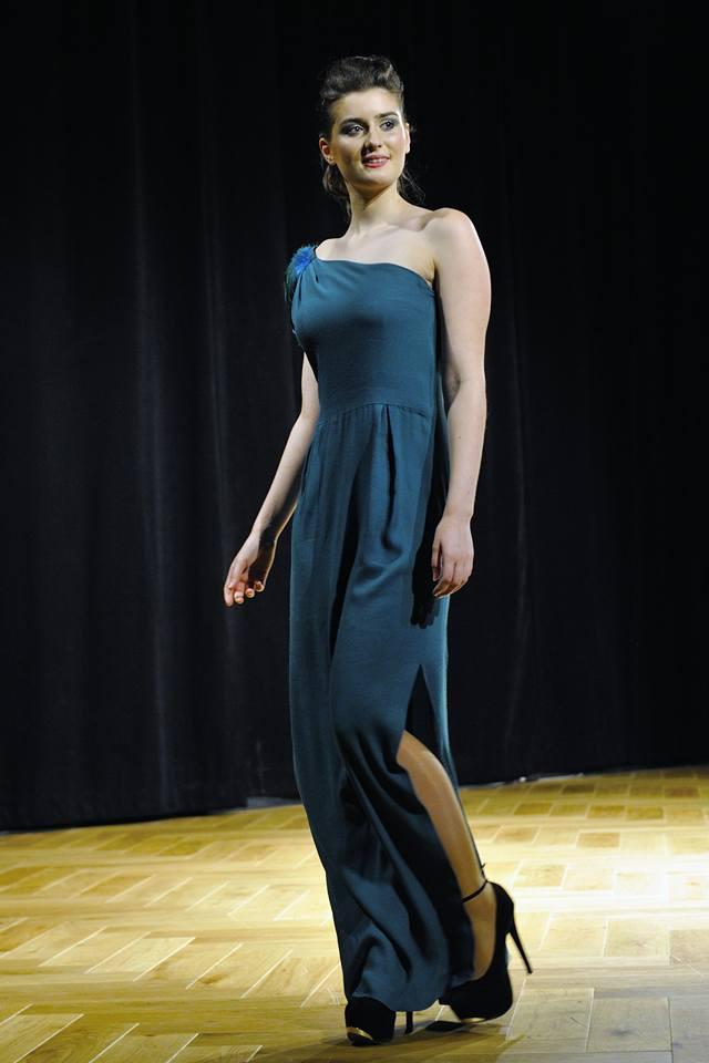 Défilé Camille Boillet Couture - Miss Pays de Caux 2016