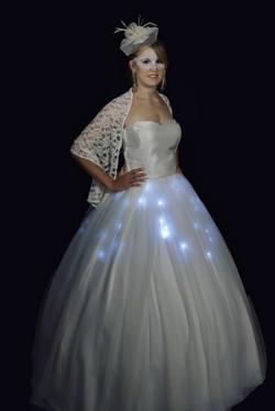 Madame promise lumineuse