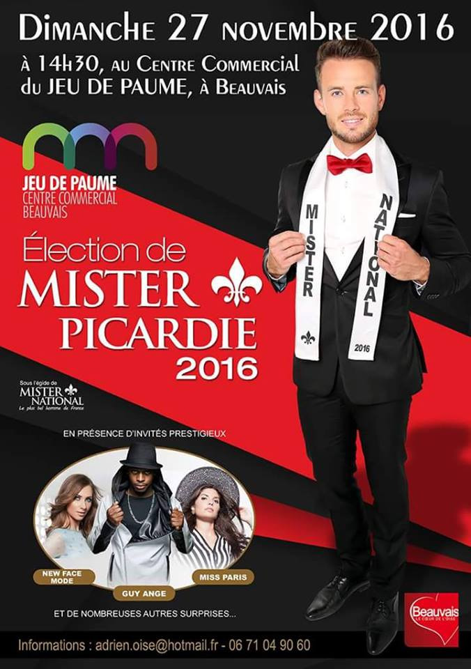 Election Mister Picardie