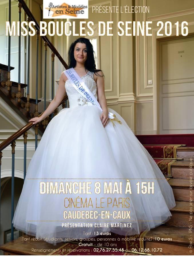 Miss Boucles de Seine 2016