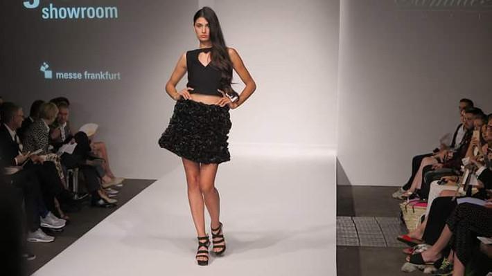 Fashion Week de Berlin - Défilé Camille Boillet Couture