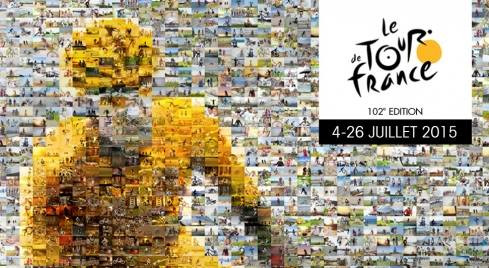 Défilé Tour de France 2015 - Sassetôt le Mauconduit