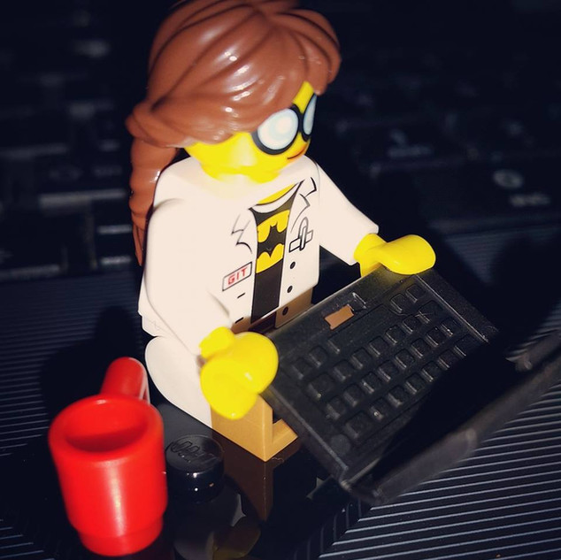 Minifig Me #obsessedwithlego