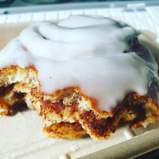 Cinnamon scrolls are my 2nd fave!