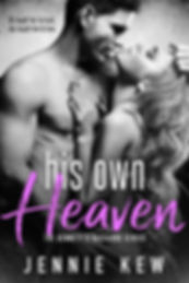 His Own Heaven eCover.jpg