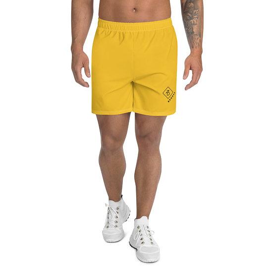 YLW Men's Athletic Long Shorts