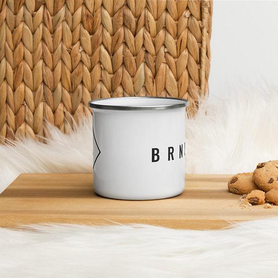 BRND95 Enamel Mug