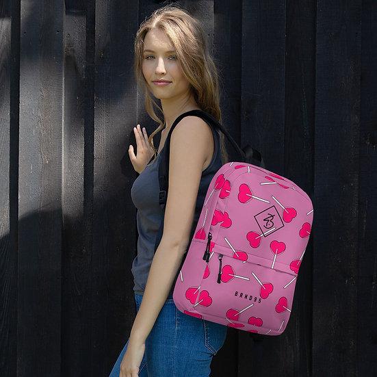 LPOP Pink Backpack