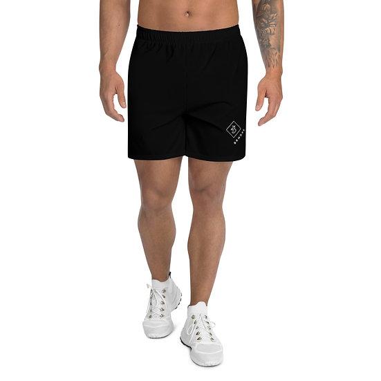BLK Men's Athletic Long Shorts