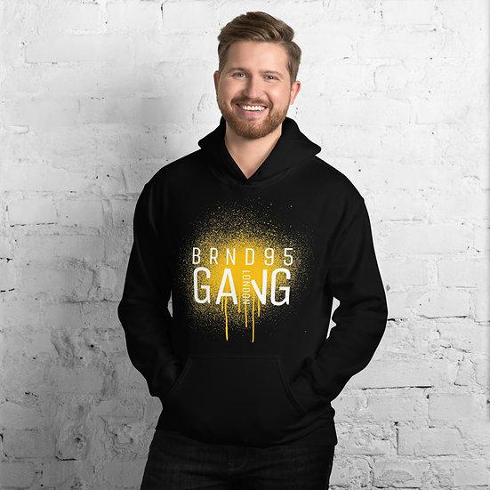B95 Men's London Gang Hoodie
