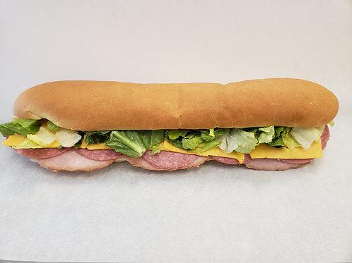 Full 'Monty Sandwich
