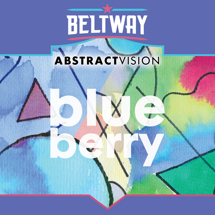 Abstract Vision Blueberry