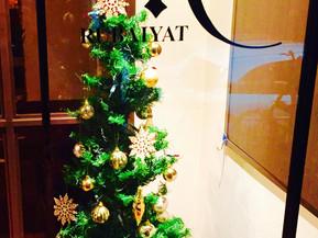 クリスマスも山梨ワインで♪スペシャルコースご用意しました( ^ω^ )