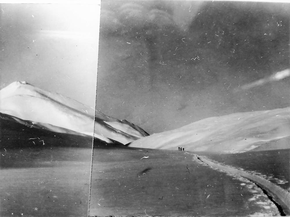 Перевал Тыры| skitour.club| Блог Сергея Чеботова