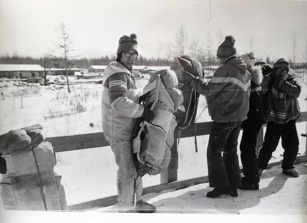 Стьанция Герби| skitour.club| Блог Сергея Чеботова