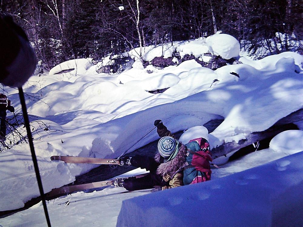 Река Налдыкан  skitour.club  Блог Сергея Чеботова