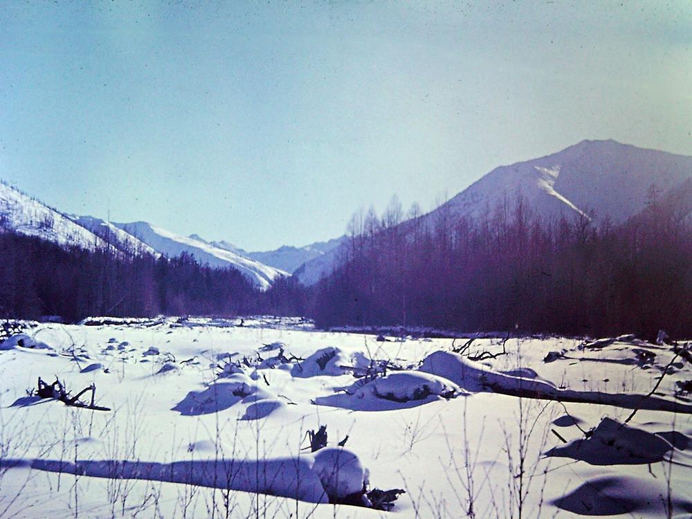 Река Баджалр| skitour.club| Блог Сергея Чеботова