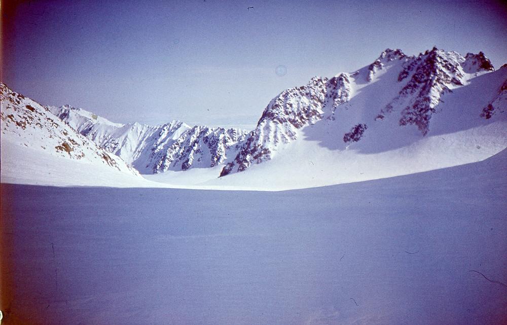 Ледник Цареградского| skitour.club| Блог Сергея Чеботова