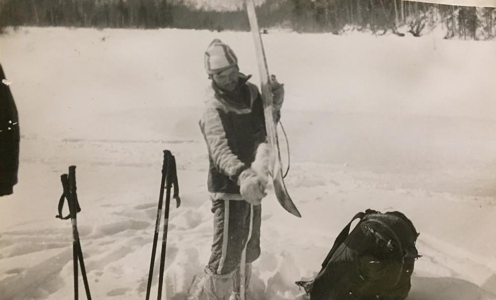 Лыжный поход| skitour.club| Блог Сергея Чеботова