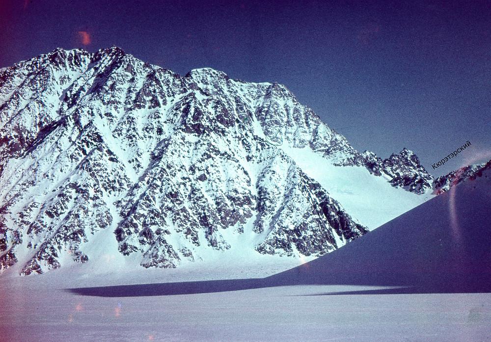 Пик Победа| skitour.club| Блог Сергея Чеботова