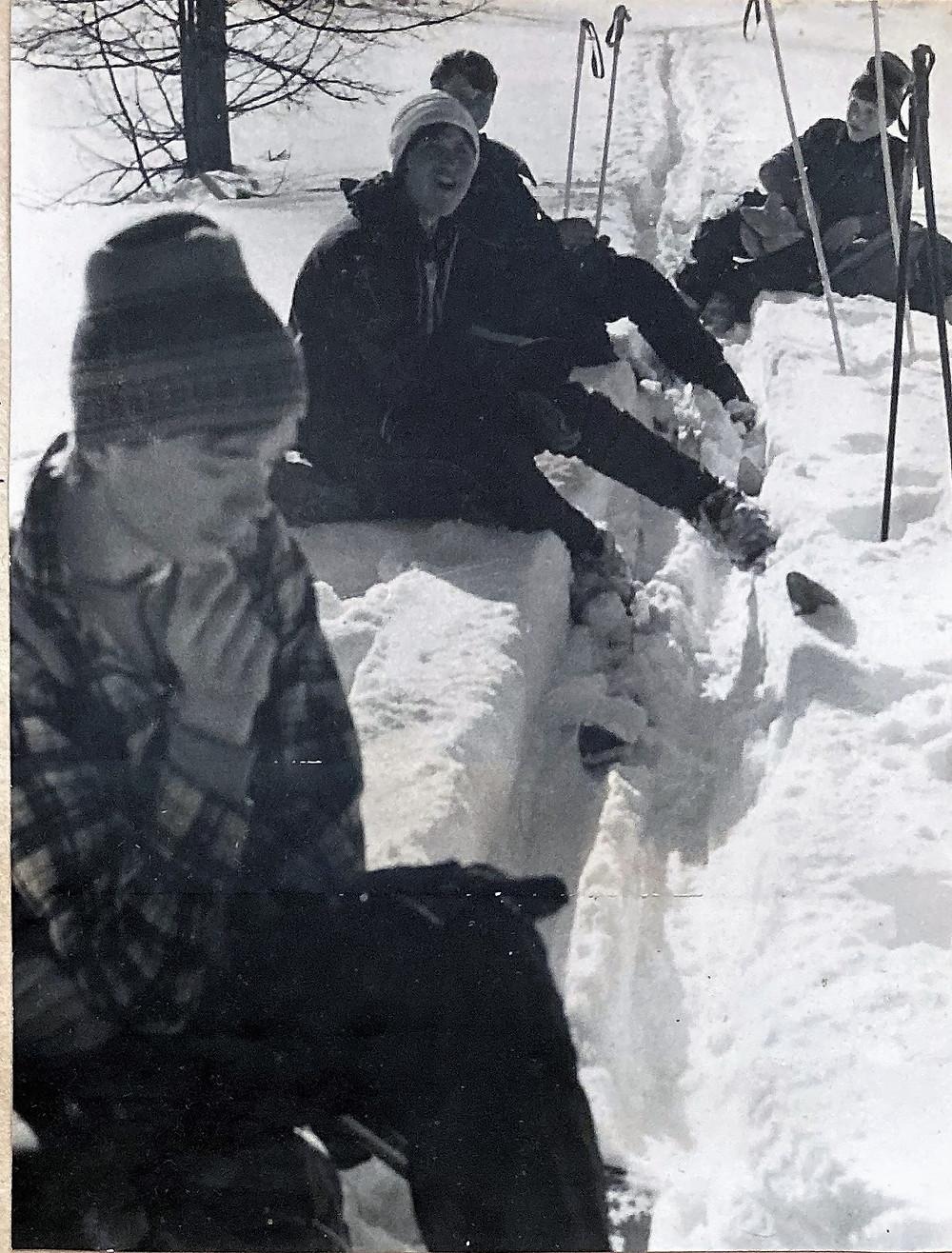 Река Ул  skitour.club  Блог Сергея Чеботова