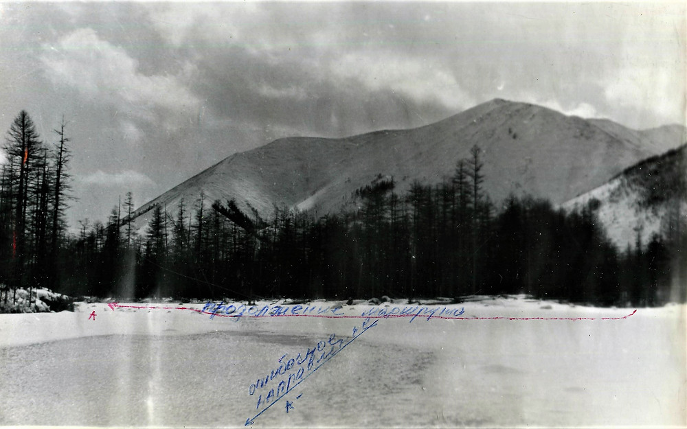 Приток реки Сулук| skitour.club| Блог Сергея Чеботова