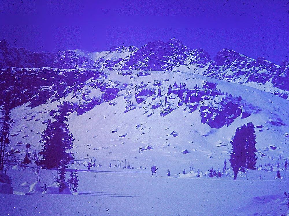 Лыжный поход по Восточным Саянам