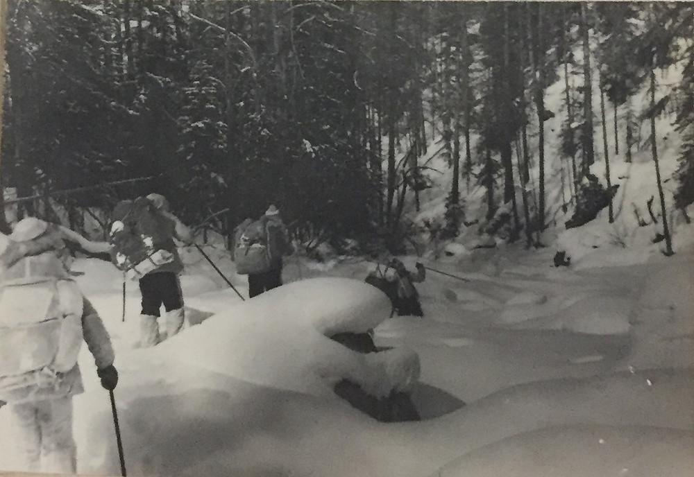 Река Талиджак| skitour.club| Блог Сергея Чеботова