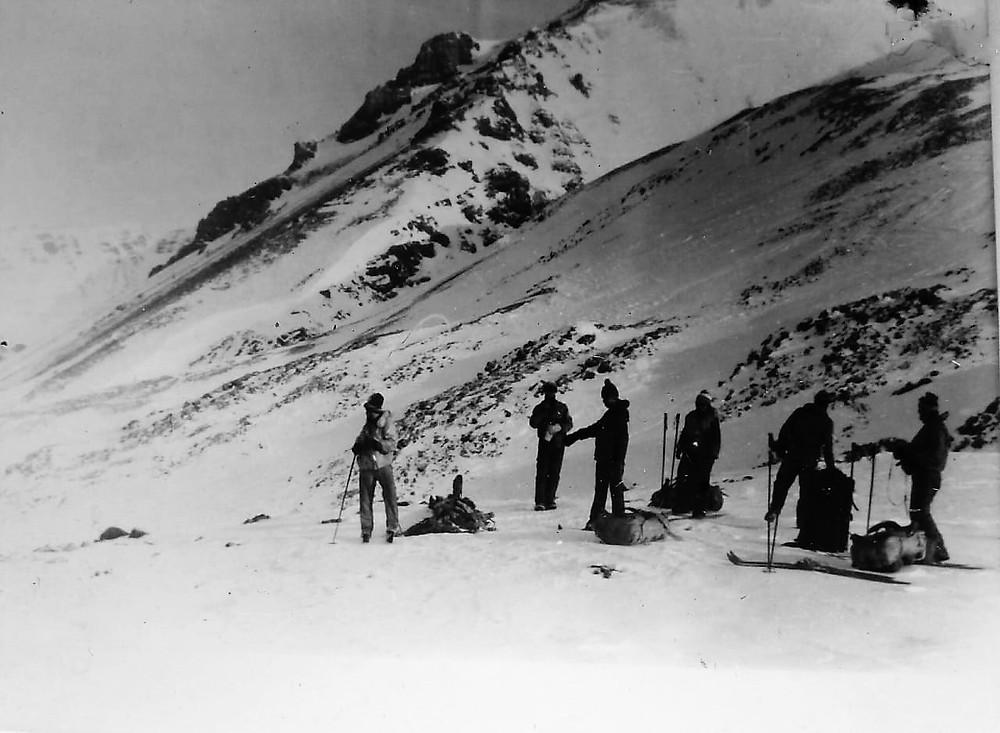 Тур на перевале Комнано| skitour.club| Блог Сергея Чеботова