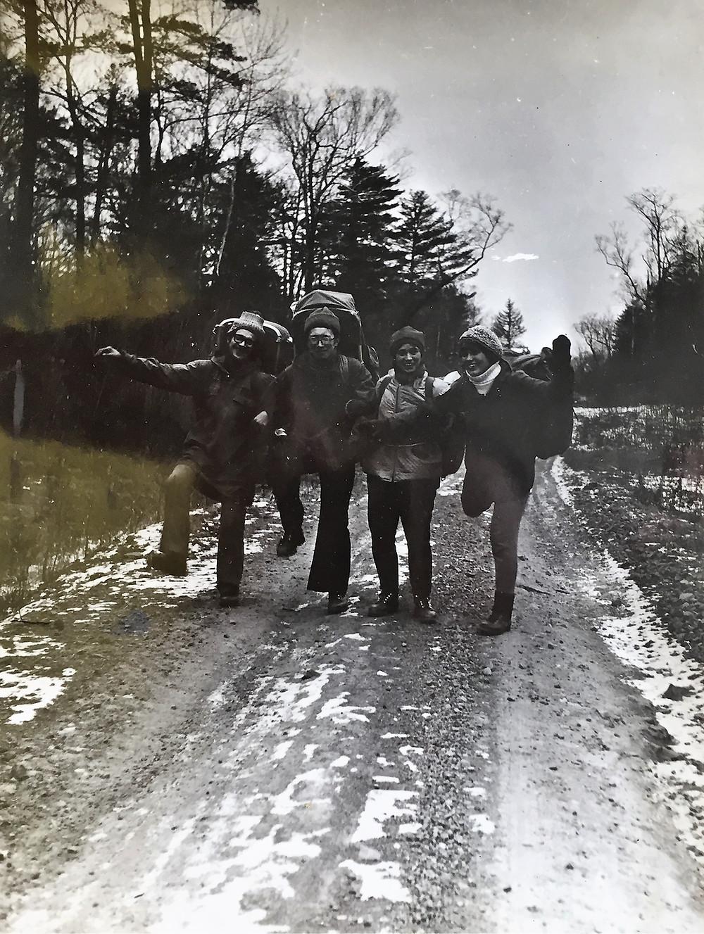 Слет туристов  skitour.club  Блог Сергея Чеботова