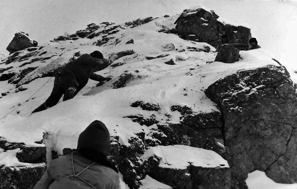 Подъем на гору Город Макит  skitour.club  Блог Сергея Чеботова