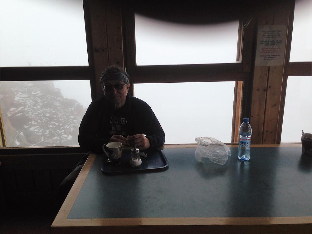 Приют Тет Рус | skitour.club | Блог Сергея Чеботова