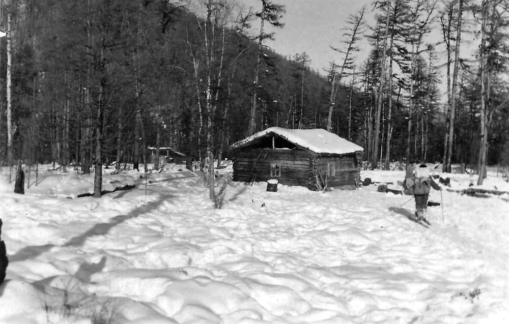 Охотничье зимовье  skitour.club  Блог Сергея Чеботова