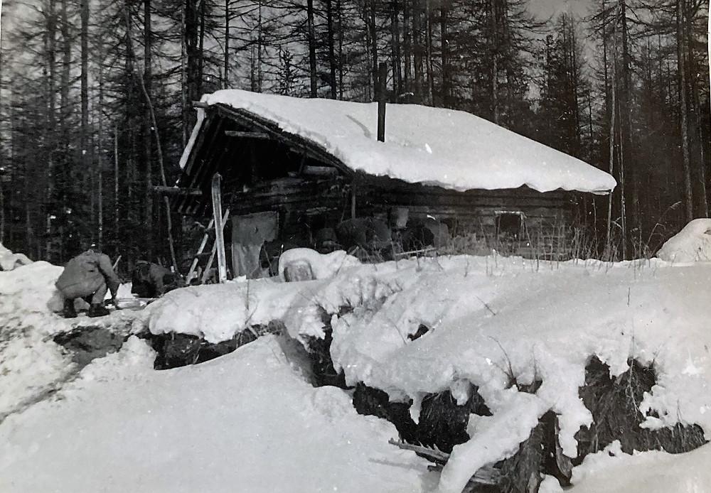 Зимовье| skitour.club| Блог Сергея Чеботова